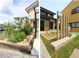 菜園は、お庭の可能性を広げます